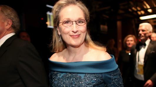 Meryl Streep (68)