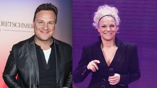 Prominente Ersatz-Gastgeber: Guido Maria Kretschmer und Ina Müller