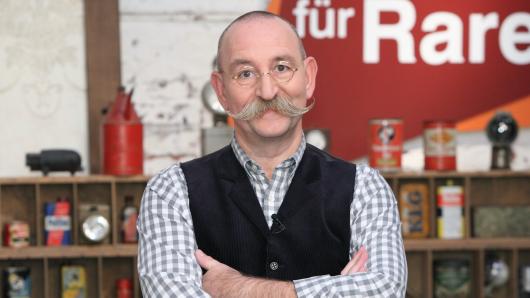 Moderator Horst Lichter