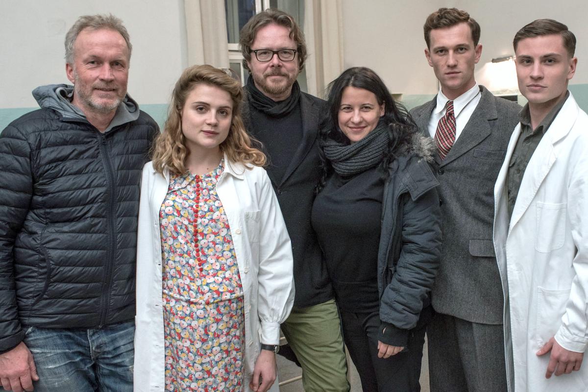 2 Staffel Charité Neue Folgen Erst 2019 News Goldene Kamera