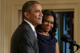 Barack und Michelle Obama gehen unter die Filmproduzenten