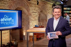Thomas Anders in der Kulisse seiner neuen ZDF-Show