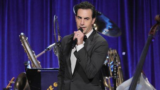 Kult-Komiker Sacha Baron Cohen (Borat) soll eine neue Comedy-Show in der Pipeline haben.