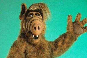 Außerirdische Lebensform mit ziemlich vielen Macken: Alf in der Originalserie