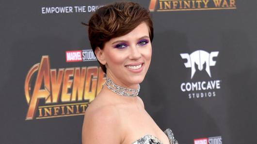 Scarlett Johansson hat gut lachen: Sie verdient mehr als alle anderen Kolleginnen
