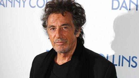 Al Pacino steht der Wechsel ins Serienfach bevor