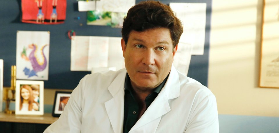 Fernsehdoktor vom Dienst: Francis Fulton-Smith als Dr. Christian Kleist