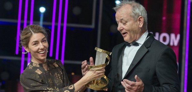 Seit Lost in Translation ein gutes Team: Sofia Coppola und Bill Murray