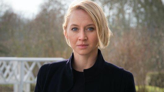 Anna Maria Mühe spielt zum fünften Mal die LKA-Ermittlerin Nora Weiss