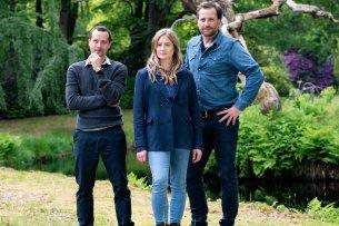 Rupert (Barnaby Metschurat), Ann Kathrin Klaasen (Julia Jentsch) und Frank Weller (Christian Erdmann) müssen einen mysteriösen Fall lösen