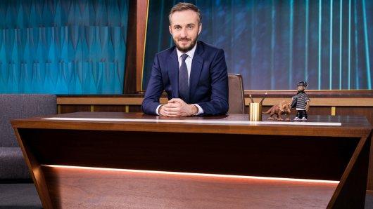 Für seine letzte Show vor der Sommerpause hat Jan Böhmermann einen Coup gelandet