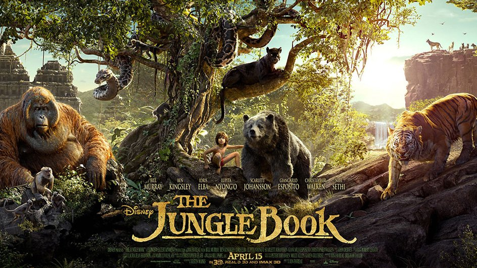 The Jungle Book 2016 Foto: ©2015 Disney Enterprises, Inc. All Rights Reserved