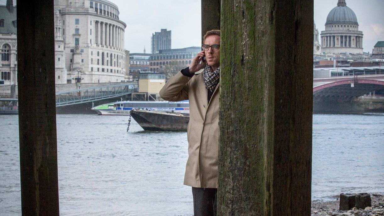 Damian Lewis als britischer Geheimagent Hector