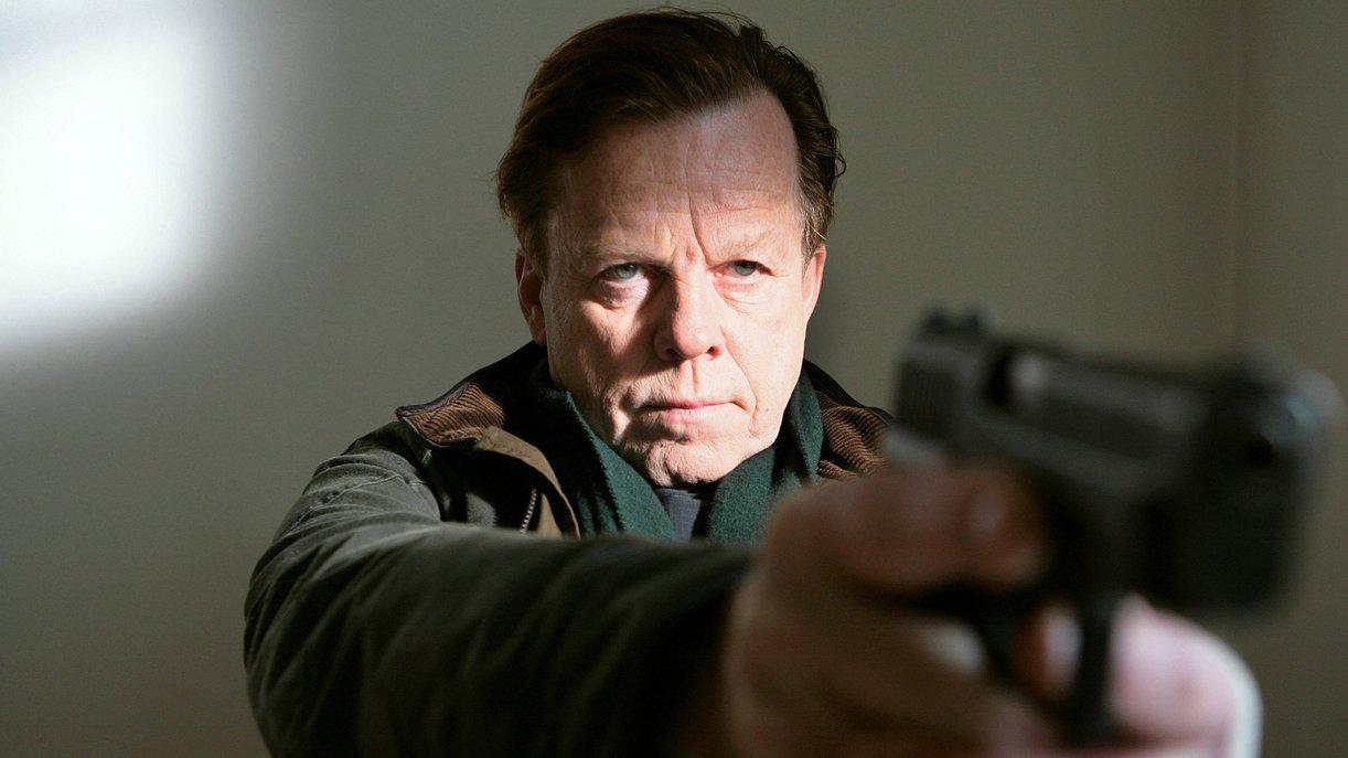Von 2005 bis 2013 verkörperte Krister Henriksson Kommissar Wallander