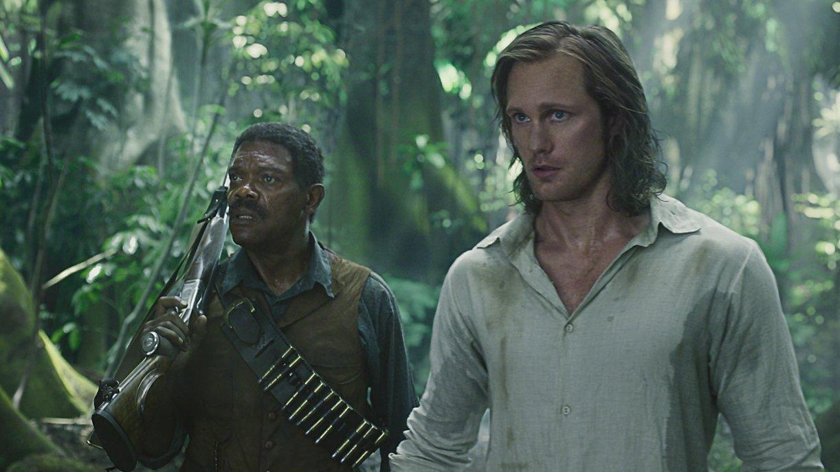 Samuel L. Jackson begleitet Tarzan in den Dschungel