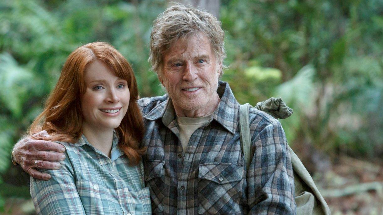 Grace (Bryce Dallas Howard) mit ihrem Vater (Robert Redford)
