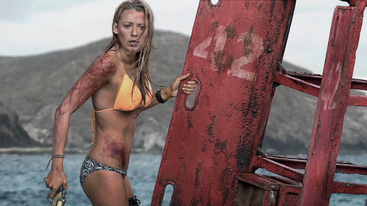 "Blake Lively spielt die Surferin Nancy in ""The Shallows"""