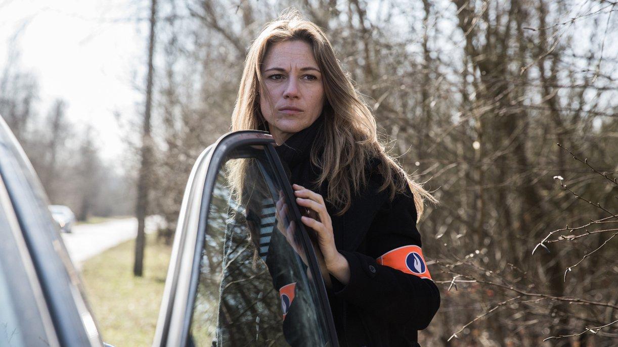 Undurchschaubar: Chefin der Mordkommission Liese Meerhout (Hilde De Baerdemaeker)