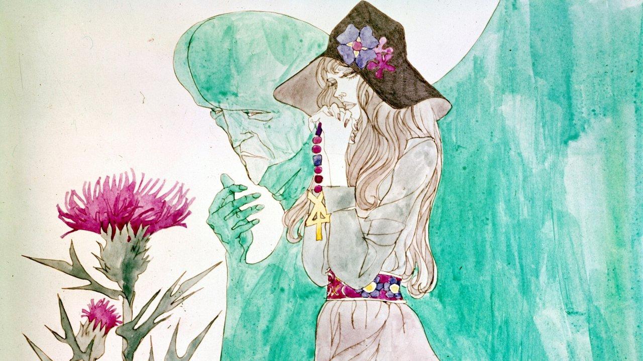 """Aquarell statt Animation: """"Belladonna"""" Jeanne und der Teufel"""