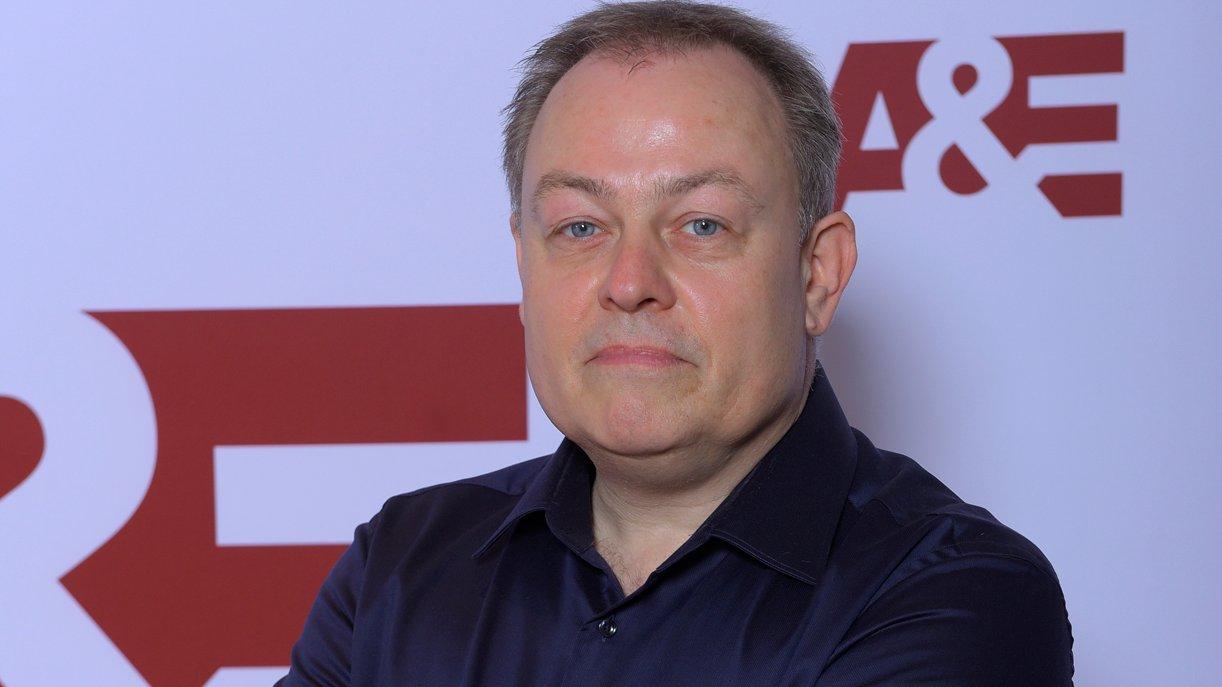 """""""Protokolle des Bösen""""-Autor Stephan Harbort wechselte beim PR-Termin in Hamburg auf die Seite des Befragten"""