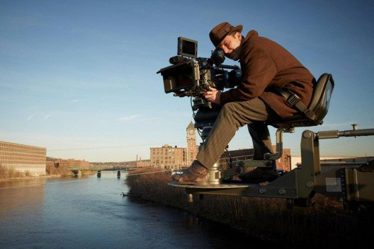 """Star und Regisseur in Personalunion: Ben Affleck am Set von """"Live by Night"""""""