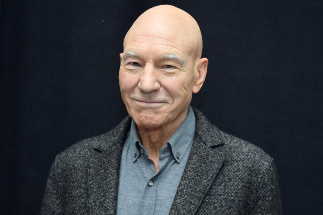 """Ikone der Popkultur: """"Star Trek""""-Captain und """"X-Men""""-Chef Sir Patrick Stewart (76)"""