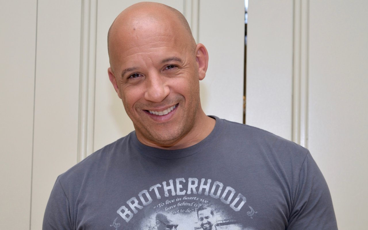 """""""Fast & Furious""""-Veteran und Kuba-Fan: Vin Diesel (49)"""