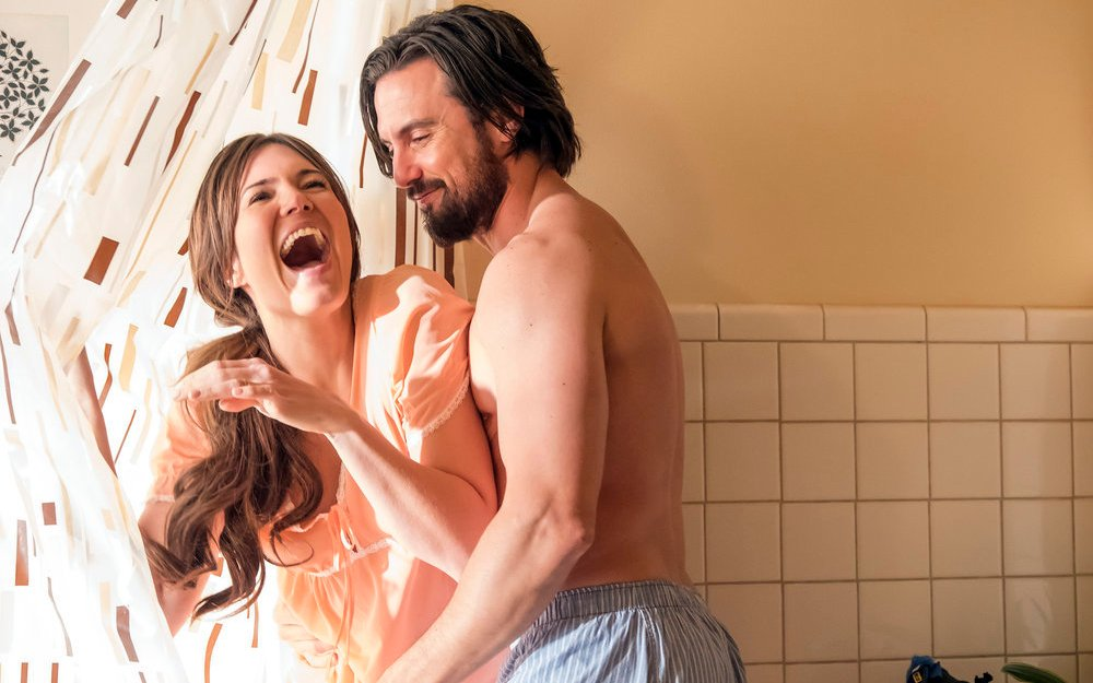 "Mandy Moore und Milo Ventimiglia im US-Serienhit ""This Is Us"" - ab 24. Mai auf ProSieben"