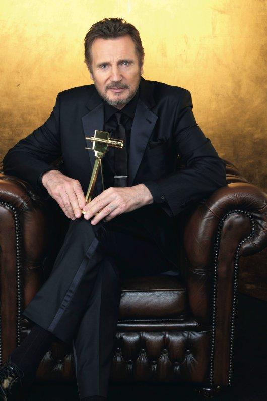 Die GOLDENE KAMERA 2018 für das Lebenswerk: Liam Neeson