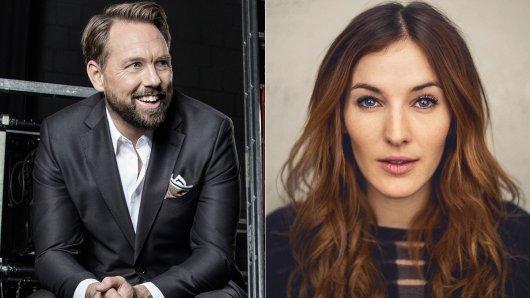 Steven Gätjen und Jeannine Michaelsen moderieren am 27. September 2018 den YouTube GOLDENE KAMERA Digital Award.
