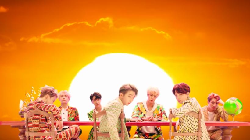 koreanische boyband knackt youtube-rekord