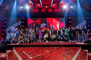 Die Preisträger des YouTube GOLDENE KAMERA Digital Awards 2018