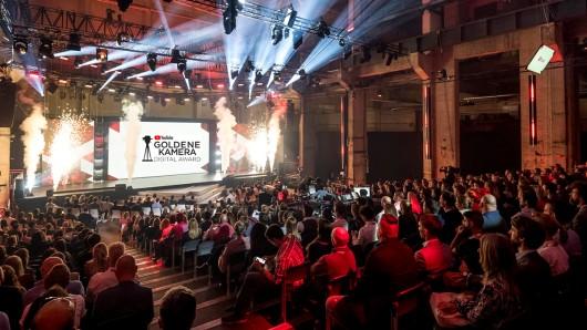 Im Kraftwerk Berlin wird es wie im Vorjahr wieder eine spektakuläre Show geben.