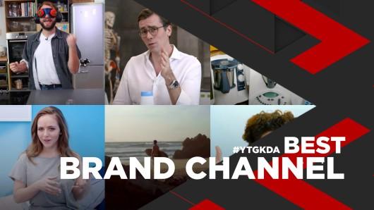 Wer gewinnt die GOLDENE KAMERA Digital als Best Brand Channel 2020?