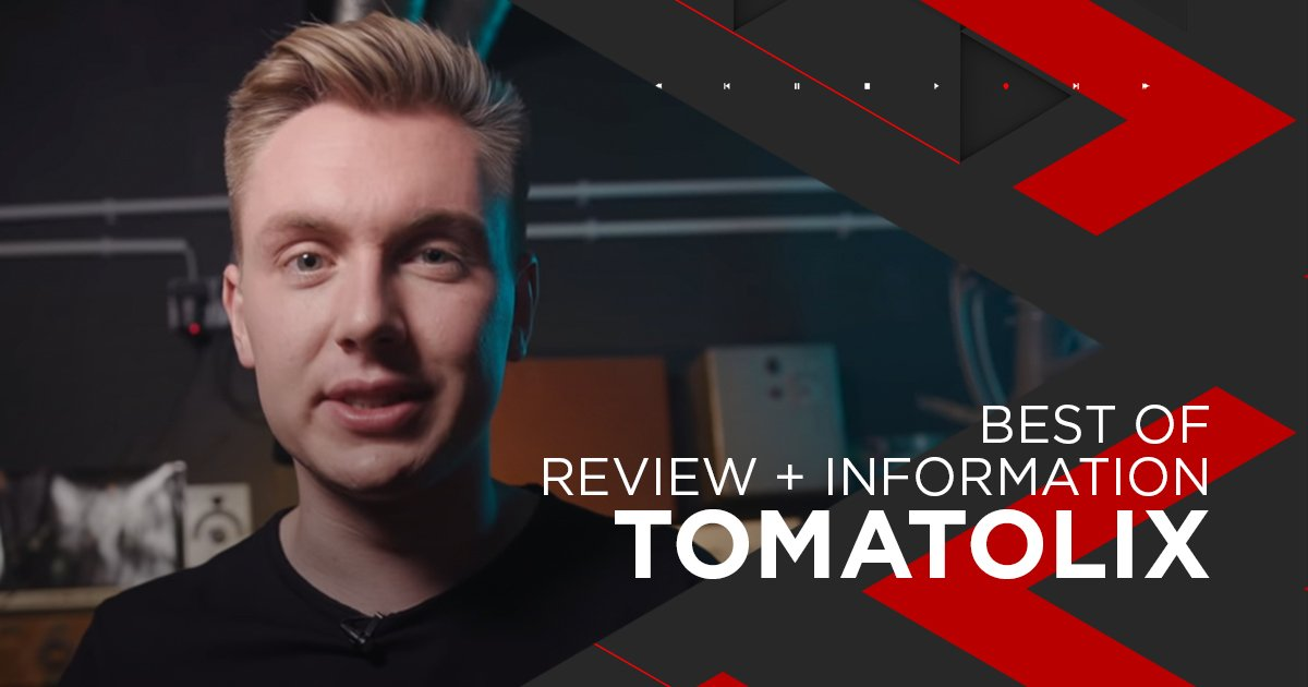 Nominiert für Review + Infomation: Tomatolix