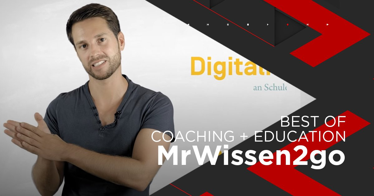 Nominiert für Education + Coaching: MrWissen2go