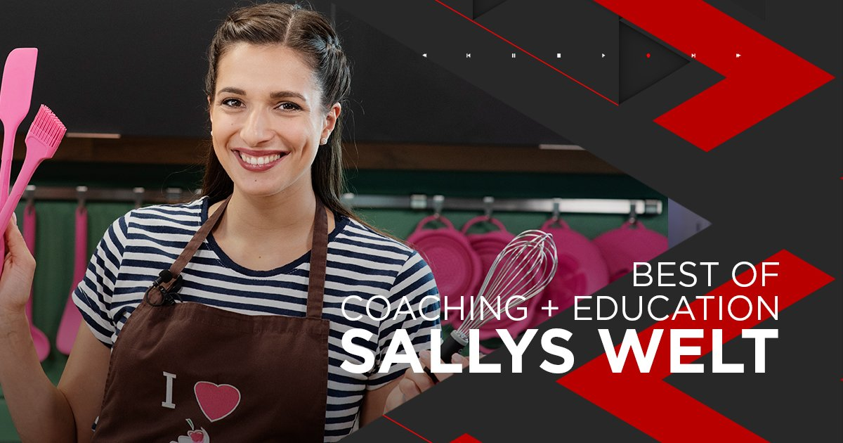 Nominiert für Education + Coaching: Sallys Welt