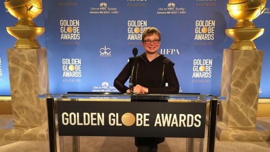 Hollywood Foreign Press-Mitglied und GOKA-Reporterin Anke Hofmann entscheidet mit über die Vergabe der GOLDEN GLOBES