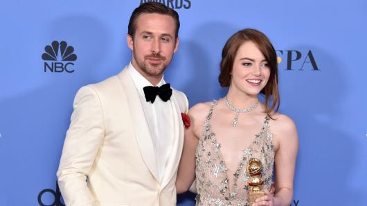 Gewinner: Ryan Gosling und Emma Stone