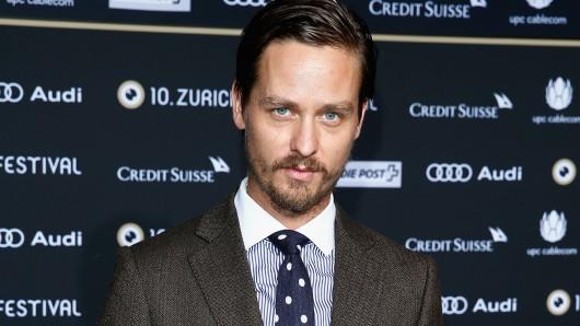 GOKA-nominiert als Bester deutscher Schauspieler: Tom Schilling (35)