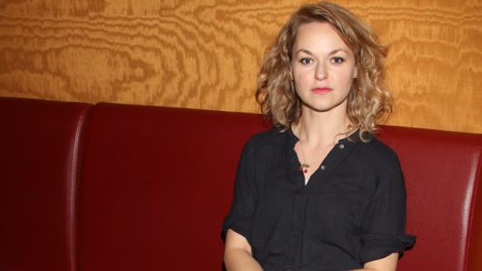 GOKA-nominiert als Beste deutsche Schauspielerin: Lisa Wagner (38)