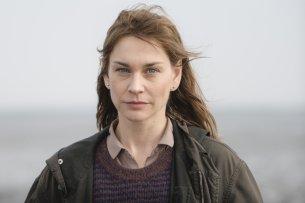 """Christiane Paul spielt in """"Ostfriesenkiller"""" Hauptkommissarin Ann Kathrin Klaasen."""
