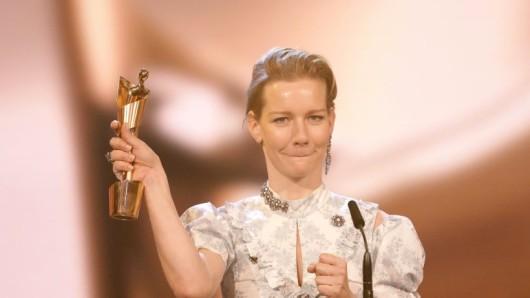 Sandra Hüller gewann die Lola als beste Hauptdarstellerin.