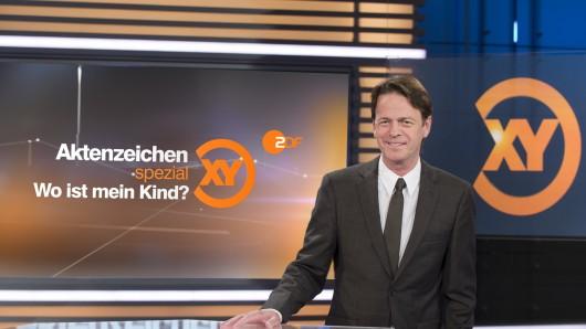 Seit 2002 moderiert Rudi Cerne die Fahndungssendung im ZDF.