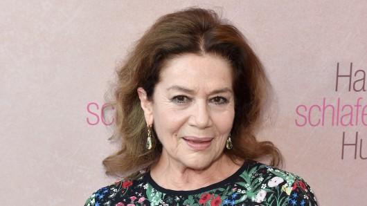 GOKA-Preisträgerin Hannelore Elsner spielt im TV-Film Ich und R Rudolph Moshammers Mutter Else.