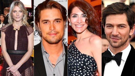 Bei diesen europäischen Schauspielern lohnt sich ein zweiter Blick: Mélanie Laurent (34, aus Frankreich), Diogo Morgado (36, aus Portugal),Caterina Murino (39, aus Italien) und Michiel Huisman (36, aus den Niederlanden)