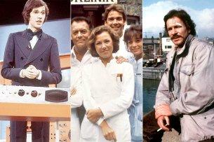 50 Jahre Farbfernsehen: Die größten deutschen TV-Klassiker in Bildern