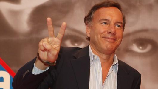 UFA-Boss Nico Hofmann, Deutschlands prominentester TV-Macher