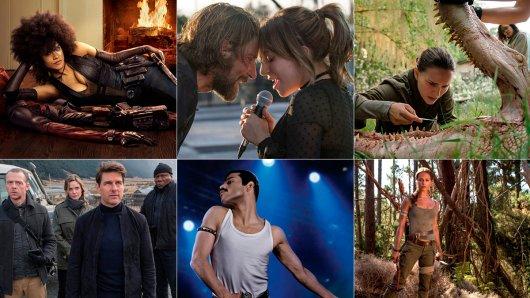 6 der 50 wichtigsten Filme im Kinojahr 2018