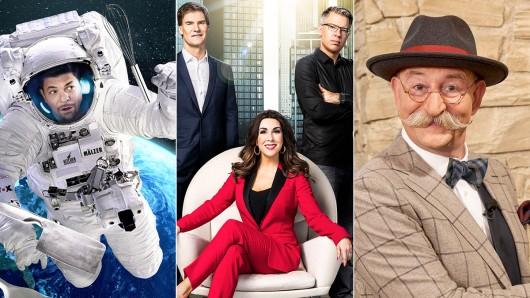 Kitchen Impossible (VOX), Die Höhle der Löwen (VOX), Bares für Rares (ZDF) sind nominiert als Bestes Dokutainment-Format.